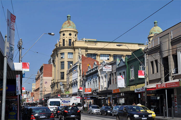 Chapel Street, South Yarra