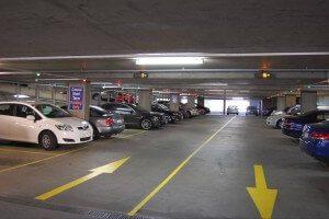 Ace Parking Bowen Cres Melbourne car park
