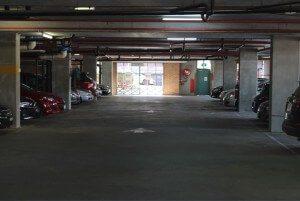 Cambridge St Collingwood car park