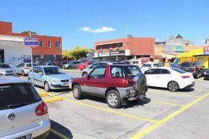 Seymour St car park in Ringwood