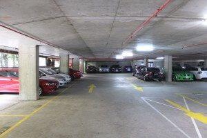 150 Albert Rd car park