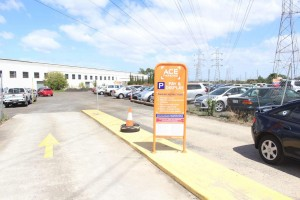 Furlong Road Sunshine Hospital car park