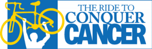 Ace Parking supports The Ride to Conquer Cancer
