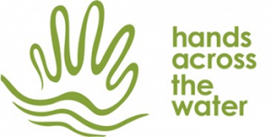 Ace supports hands across the water