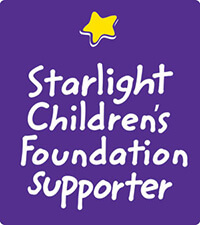 Starlight Foundation Supporter